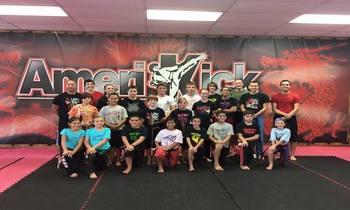AmeriKick Karate Haddon Heights